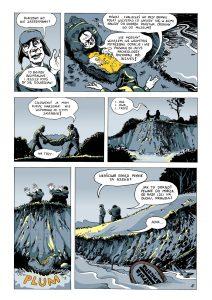 komiks Dziedzictwo Zła str2